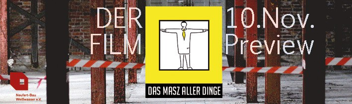 Masz der Dinge: Film-Preview!